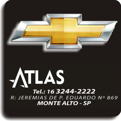 Atlas Chevrolet Monte Alto SP